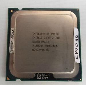 CPU-Processeur-Intel-Core-2-Duo-4500-SLA95-Socket-LGA775-2-2-Ghz-2-Mo