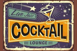 Cocktail-Lounge-Live-Jazz-Retro-Sign-Design-inch-Poster-24x36-inch