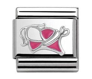 Image is loading Nomination-Charm-Silvershine-Bikini-RRP-18 d512acebb