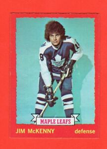 1969-70-OPC-O-PEE-CHEE-39-LEAFS-JIM-MCKENNY-nrmnt-Dark-Back-Pack-Fresh