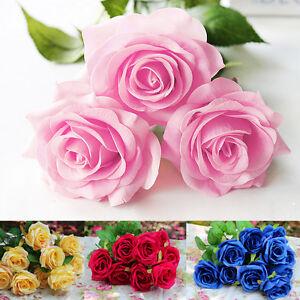 Bouquet-De-Fleurs-Artificielles-Decoratif-Pivoine-Fete-Mariage-Magique