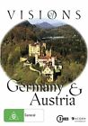 Visions Of Germany & Austria (DVD, 2015, 3-Disc Set)