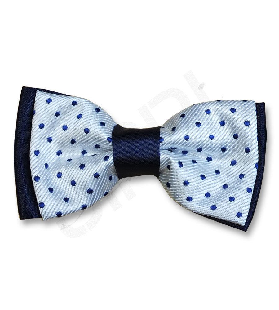 Navy Bow Tie Suspenders Set..Boys Bowtie..Baby Boy ...  |Bow Ties For Boys