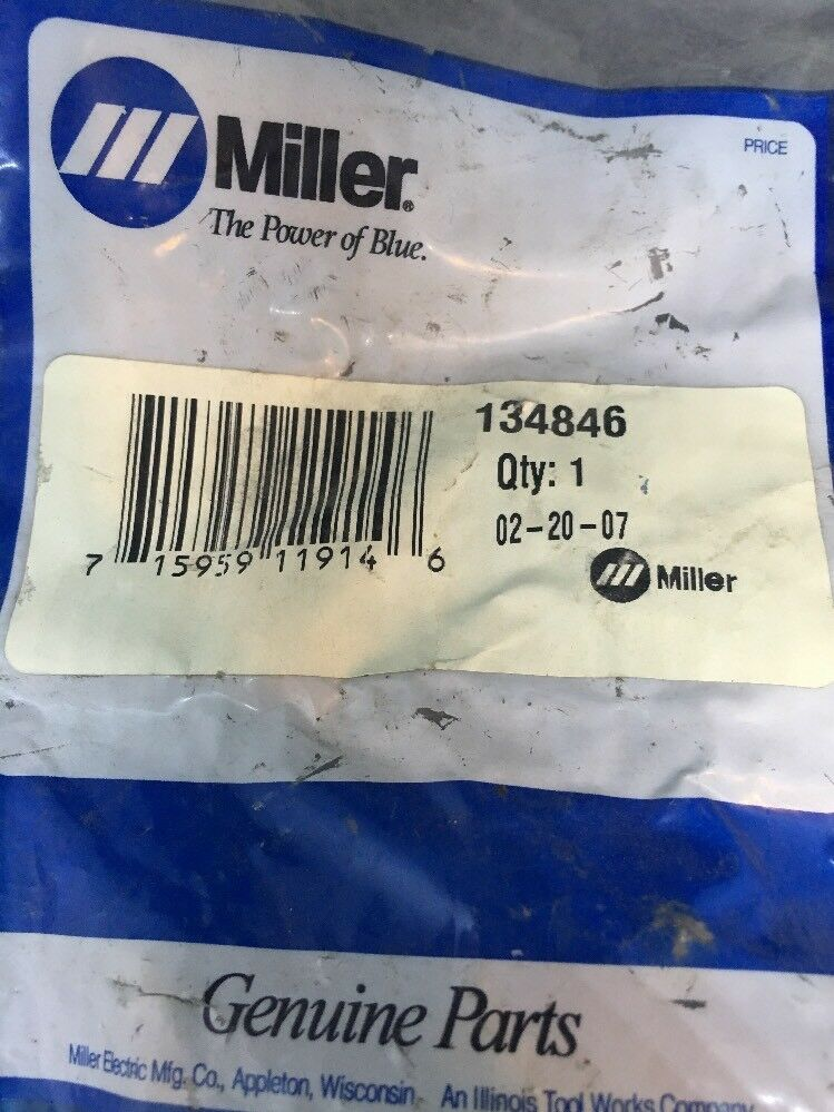 NEW MILLER 134846 SPTT  6A TOGGLE SWITCH