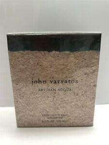 John-Varvatos-Artisan-Acqua-4-2-oz-125-ml-Eau-de-Toilette-Spray-Men-Sealed