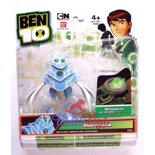 Ampfibian Ben 10 Ultimate Alien Action Figure