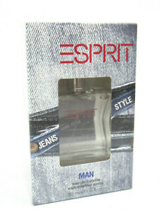 (GRUNDPREIS 233,00€/100ML) ESPRIT Jeans Style 30ml Eau de Toilette Spray