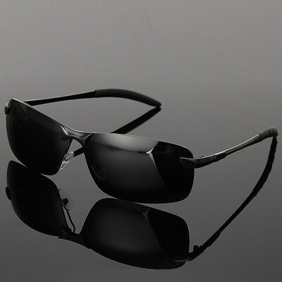 Fashion UV400 Polarized Cool Driving Outdoor Sunglasses Goggles Eyewear Glasses