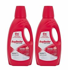 Rug Doctor 04127 Portable Machine and Upholstery Cleaner, 2-Pack