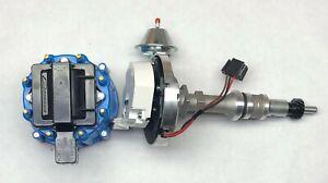 New-Return-PROFORM-66969B-High-Perf-HEI-Distributor-amp-Coil-for-SB-Ford-289-302ci