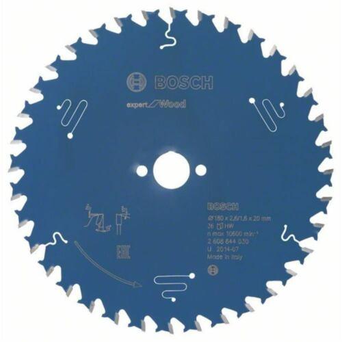 160 x 20 x 1.8 mm.24 Bosch Kreissägeblatt Expert for Wood