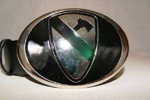 1st Cavalry Belt Buckle Awesome!!!