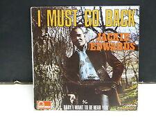 JACKIE EDWARDS I must go back 6134005 REGGAE
