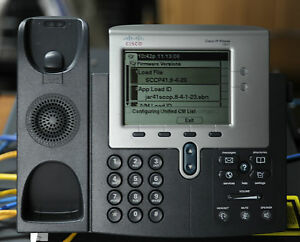 Cisco CP-7941G Unified 7900 7941 Series IP Phone - 1 YEAR WARRANTY/TAX INVOICE