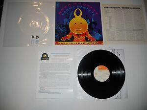 Herbie-Hancock-Head-Hunters-Analog-Mint-039-73-Japan-ARCHIVE-MASTER-Ultrasonic-CLN