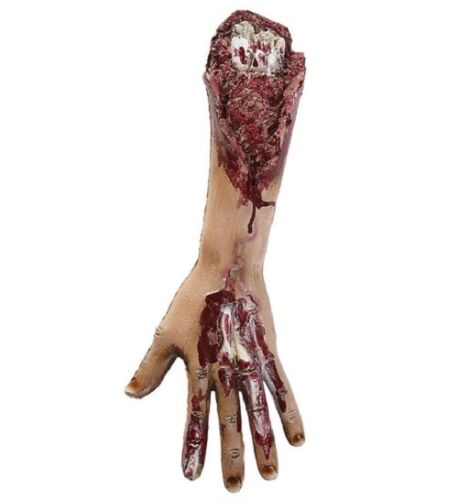 Human Horror Arm Body Part  Halloween Decoration Prop