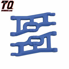 NEW RPM Offset-Compensating Front Arms Slash 2WD Blue 70555 Fast ship+ tracking