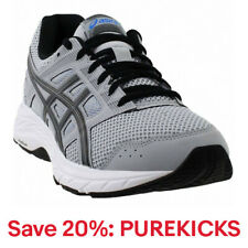 ASICS GEL-Contend 5  Casual Running Stability Shoes - Grey - Mens