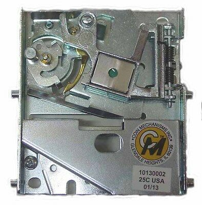 New 25 Cent Coin Mechanism For All Coin Operated Arcade