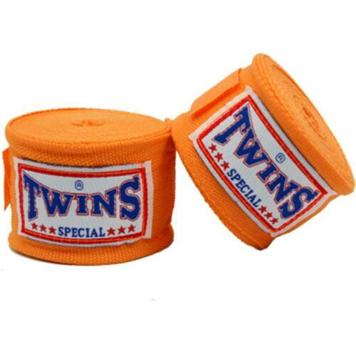 2Pcs 5M Boxing Hand Wraps 5CM Width Handwrap Bandages Tape MMA Fighting
