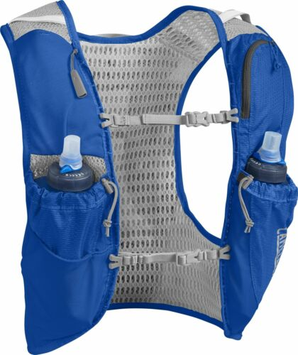 Silver Nautical Blue Details about  /Camelbak Ultra Pro Vest Small 2 x 500ml