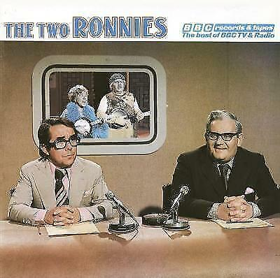 1 of 1 - The Two Ronnies (Vintage Beeb) by Ronne Barker (CD-Audio, 2010)NEW SEALED CD