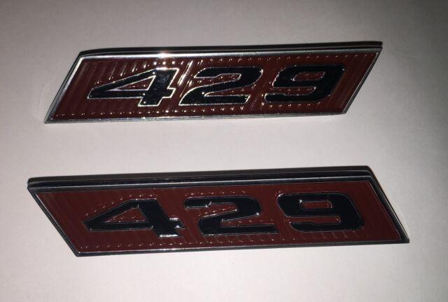 1970 1971 MERCURY CYCLONE MONTEGO 302 351C 429 Z-BAR RETRACTING SPRING NEW B