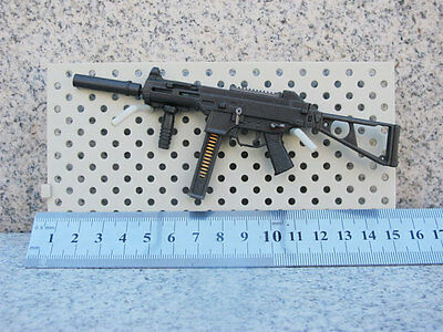 1/6 scale CUSTOM WEAPON ACCESSORIES UMP RIFLE#US