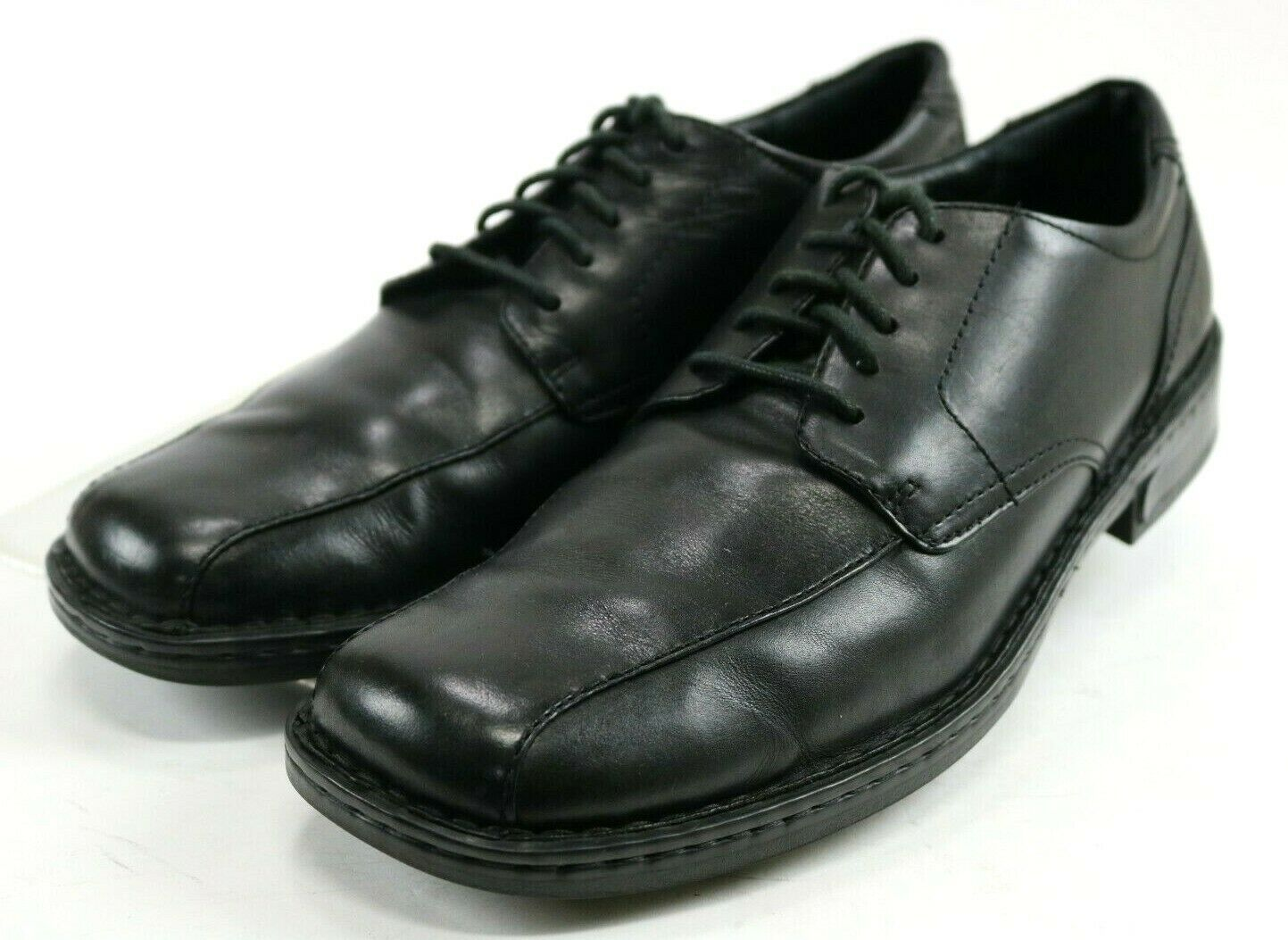 Born Nathaniel Derby  115 Men's Casual shoes Size 13 Leather Black