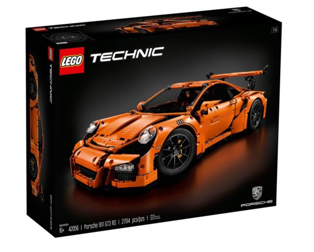 LEGO Technic Porsche 911 GT3 RS (42056) - 2704 Pieces New
