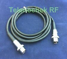 Boonton 5ft data cable for RF microwave sensor with 2-pin interface, tested!