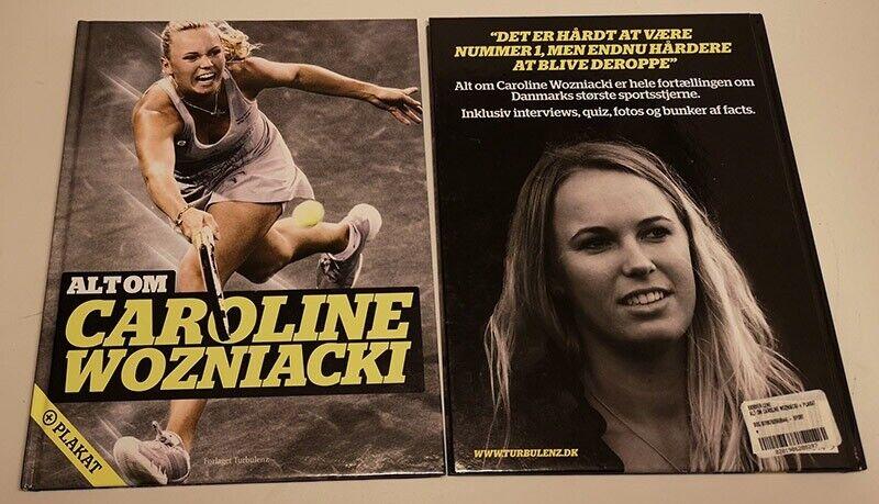 Tennisketsjer, Wozniacki bog.