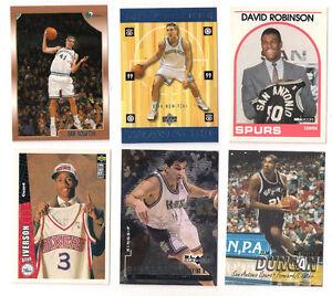Details About 9798 Fleer Spurs Tim Duncan Rookie Card 201