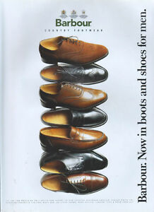 Barbour-Country-Footwear-1995-Magazine-Advert-4105