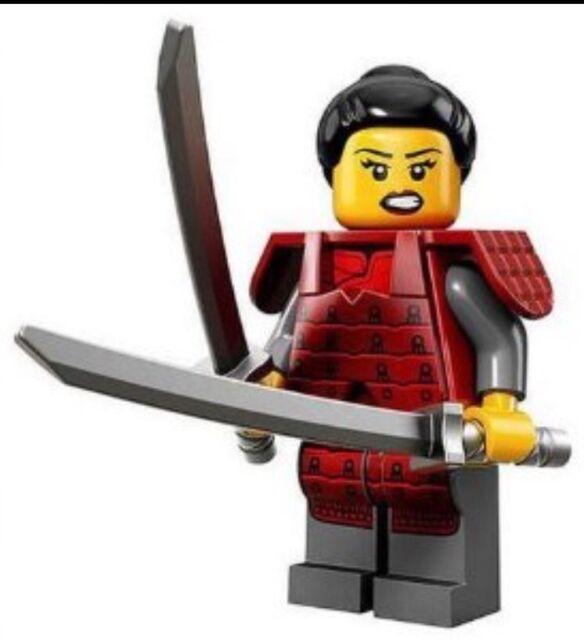LEGO 71008 Minifigures SAMURAI #12 Series 13 Minifigs Warrior Rare