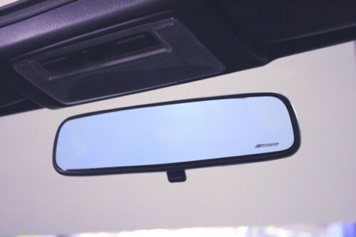SPOON SPORTS BLUE WIDE REAR VIEW MIRROR 76400-BRM-000 for HONDA CIVIC//ACCORD//FIT