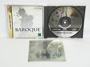 BAROQUE-Sega-Saturn-Japan-ss