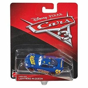 Disney Cars 3 Fabulous Lightning Mcqueen Brand New 887961502374 Ebay