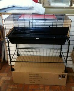 Rabbit-Guinea-Pig-Cage-and-Stand-Indoor-PICK-UP-AVAILABLE