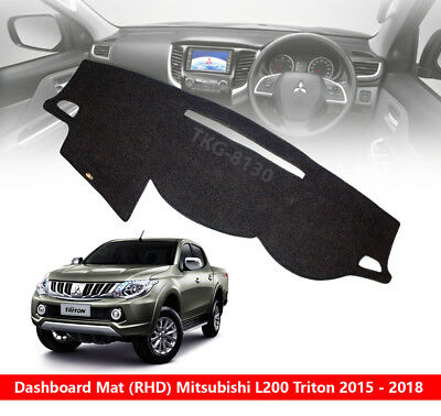 Premium Carpet, Red DashMat Original Dashboard Cover Ford Granada
