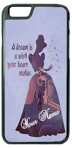 Disney-Cinderella-Customize-Phone-Case-Cover-with-Name-For-iPhone-Samsung-etc