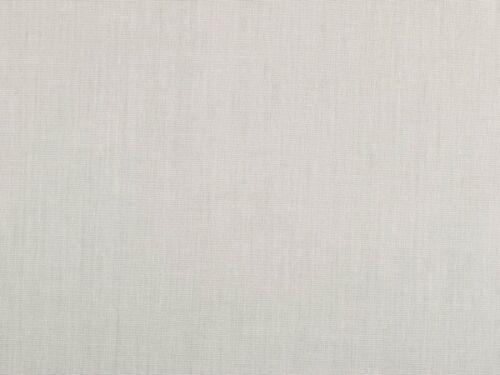 hartweiß 145cm Popeline Baumwolle uni