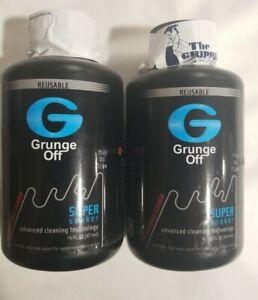 (2 Pack) Grunge Off Super Soaker 16.0 Fl Oz