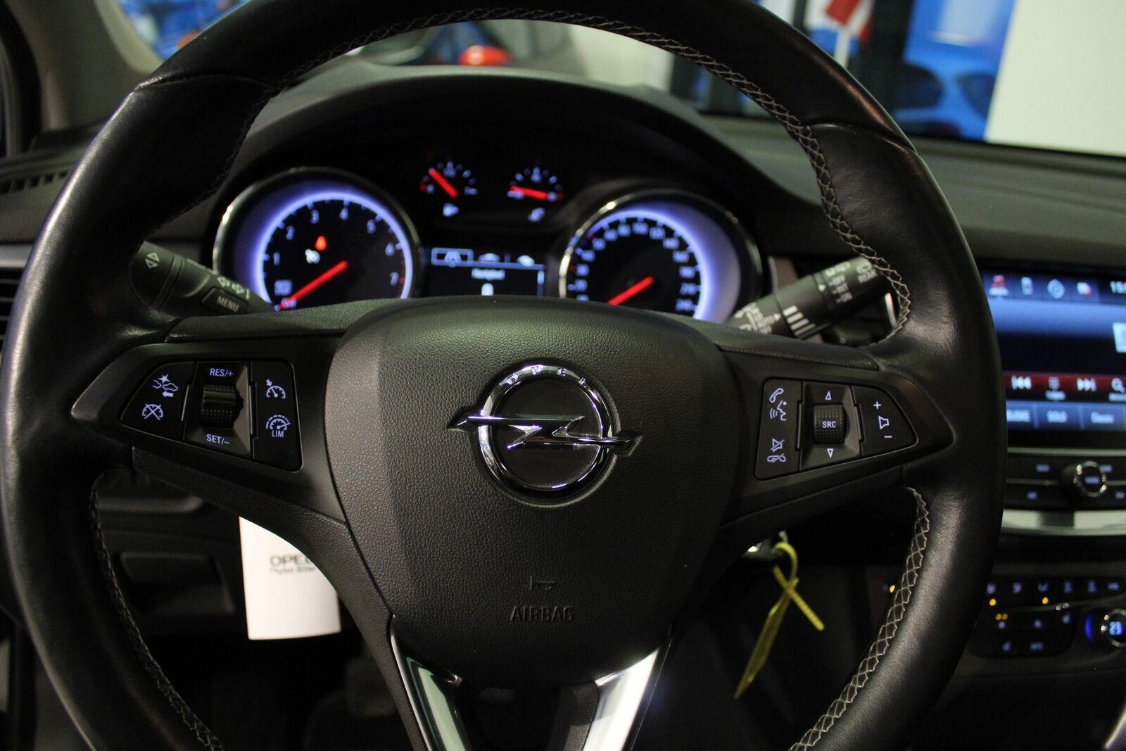Opel Astra 1,0 T 105 Enjoy ST - billede 10