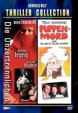 2 Filme - Puppenmord & Die Unzertrennlichen von David Cronenberg mit Jeremy Iron