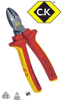 Knipex KPX1426160 VDE Diagonal Insulation Stripper /& Side Cutter 160mm