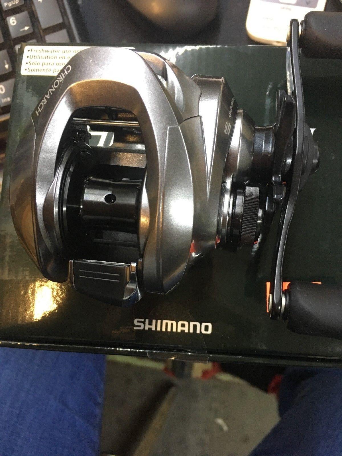 Shimano chronach MGL 150 XG Baitcaster diestro