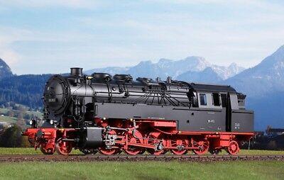2019 Nuovo Stile Kiss Traccia 0 Locomotiva A Vapore Br 95 Nuovo Confezione Originale Diversi Olio Per Soddisfare La Convenienza Delle Persone