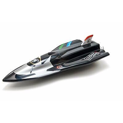 COBRA RC TOYS - RC RACE BOAT - MODEL 3362 (Black) - 40 CM W/ Full Warranty