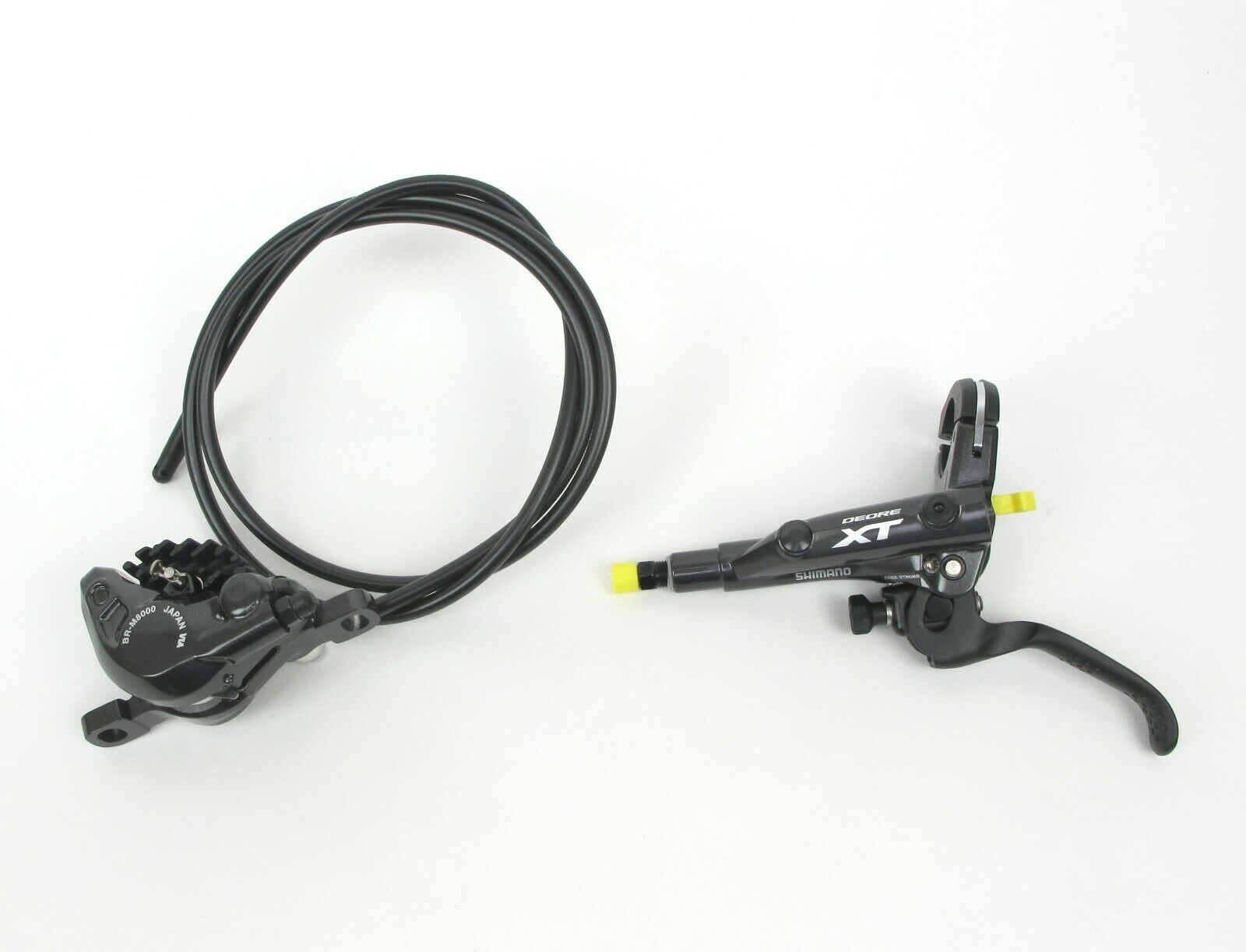 Details about  /Shimano Deore BL-M8000 BR-M8000 MTB Hydraulic Disc Brake Shifter Right Front